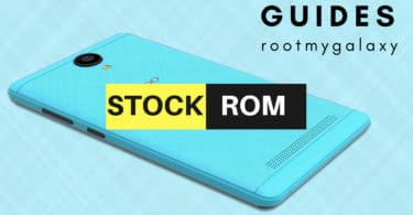 Download and Install Stock ROM On Mango S5 [Official Firmware]