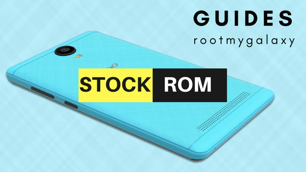 Download and Install Stock ROM On InFocus A3 [Official Firmware]