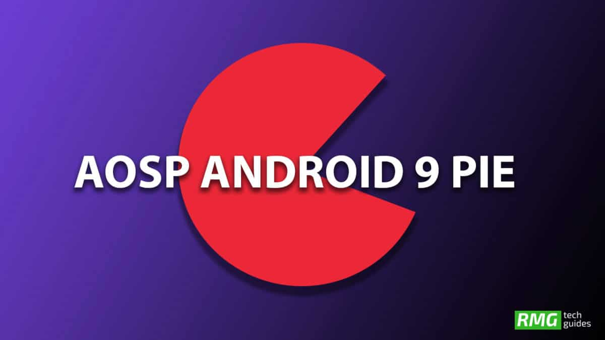 Download and Install Android 9.0 Pie Update on OnePlus 5 (AOSP ROM)