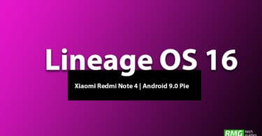 Download and Install Lineage OS 16 On Xiaomi Redmi Note 4   Android 9.0 Pie