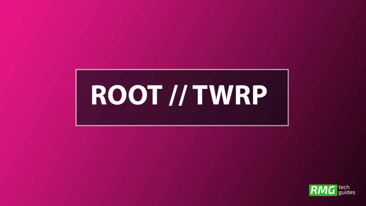 Root Hello K50 and Install TWRP Recovery