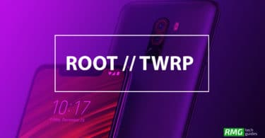 Root Xiaomi Poco F1 and Install TWRP Recovery