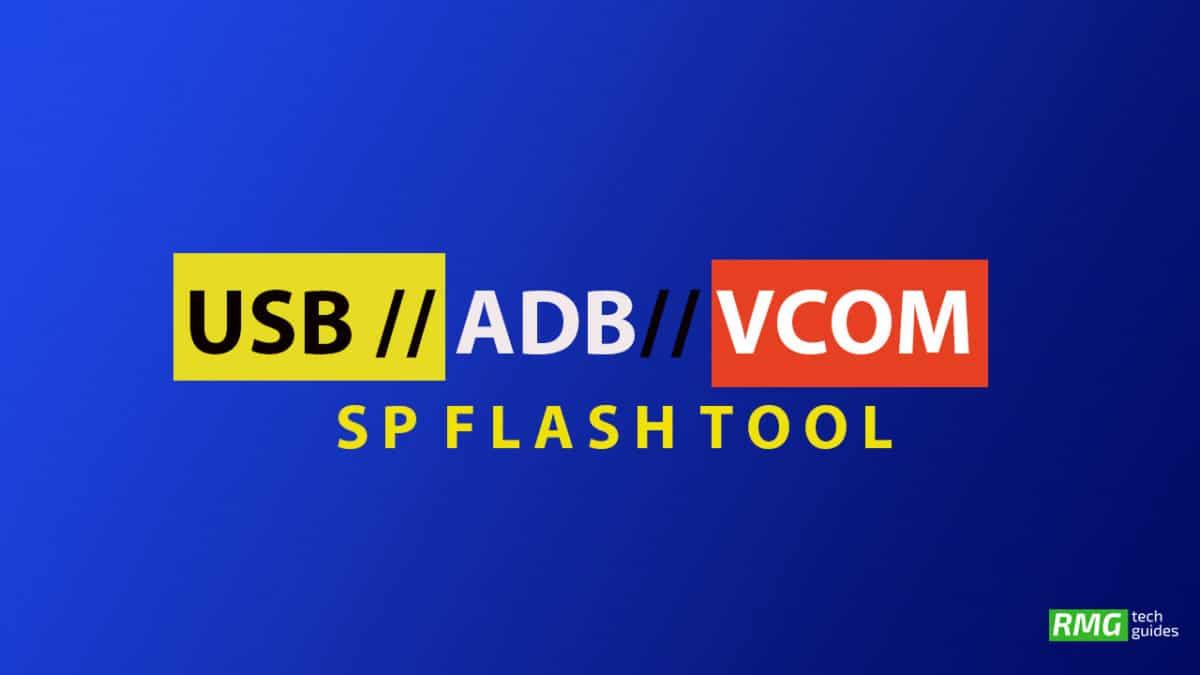 Download Vernee Thor USB Drivers, MediaTek VCOM Drivers and SP Flash Tool