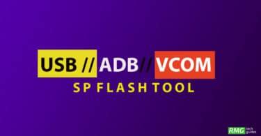 Download HomTom HT20 USB Drivers, MediaTek VCOM Drivers and SP Flash Tool