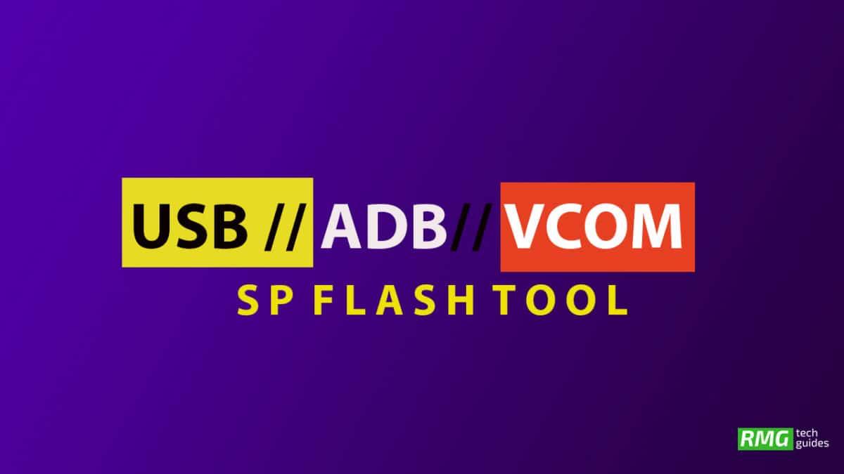 Download AllCall Bro USB Drivers, MediaTek VCOM Drivers and SP Flash Tool