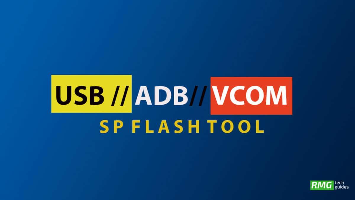 Download Vernee T3 Pro USB Drivers, MediaTek VCOM Drivers and SP Flash Tool