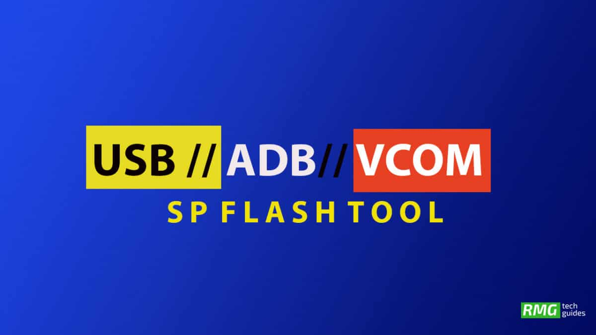 Download HomTom HT20 Pro USB Drivers, MediaTek VCOM Drivers and SP Flash Tool