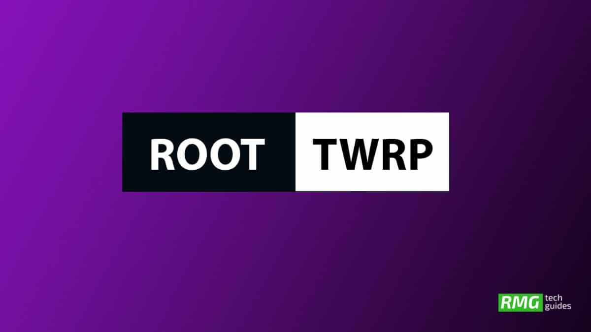 Root Okapia Easy and Install TWRP Recovery