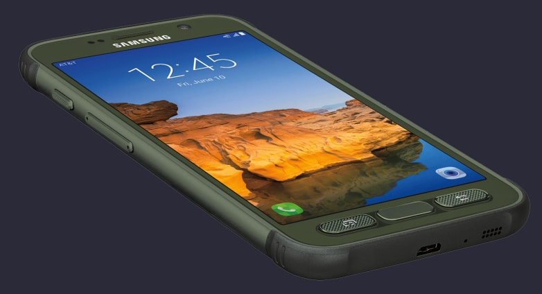 Change Samsung Galaxy S8 Active Default language