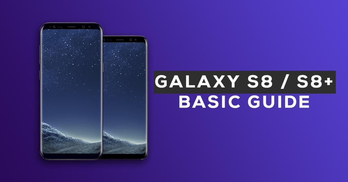 Change Samsung Galaxy S8 Default language(System Language)