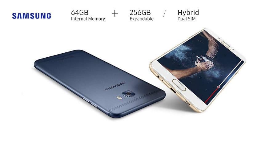 Change Samsung Galaxy C7 Pro Default language