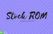 Download and Install Stock ROM On Infone XE [Official Firmware]