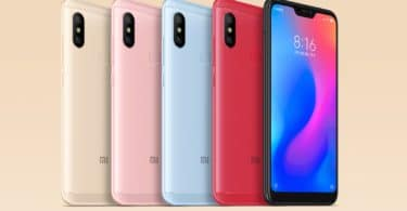 Unlock Bootloader, Install TWRP Recovery and Root Xiaomi Redmi 6 Pro