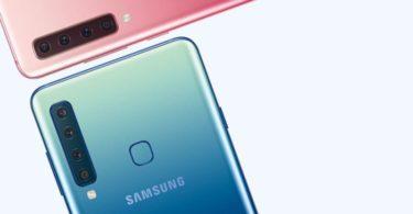 Change Samsung Galaxy A9s Default language