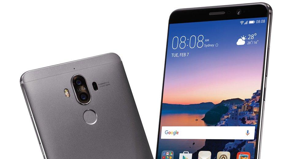 Download/Install Huawei Mate 9 B377 Oreo OTA Update (November 2018 Patch)