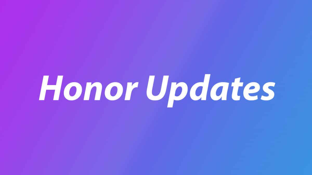 Download/Install Honor 9 B377 Oreo OTA Update (November 2018 Update)