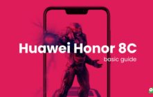 Hard reset/ Factory reset Huawei Honor 8C