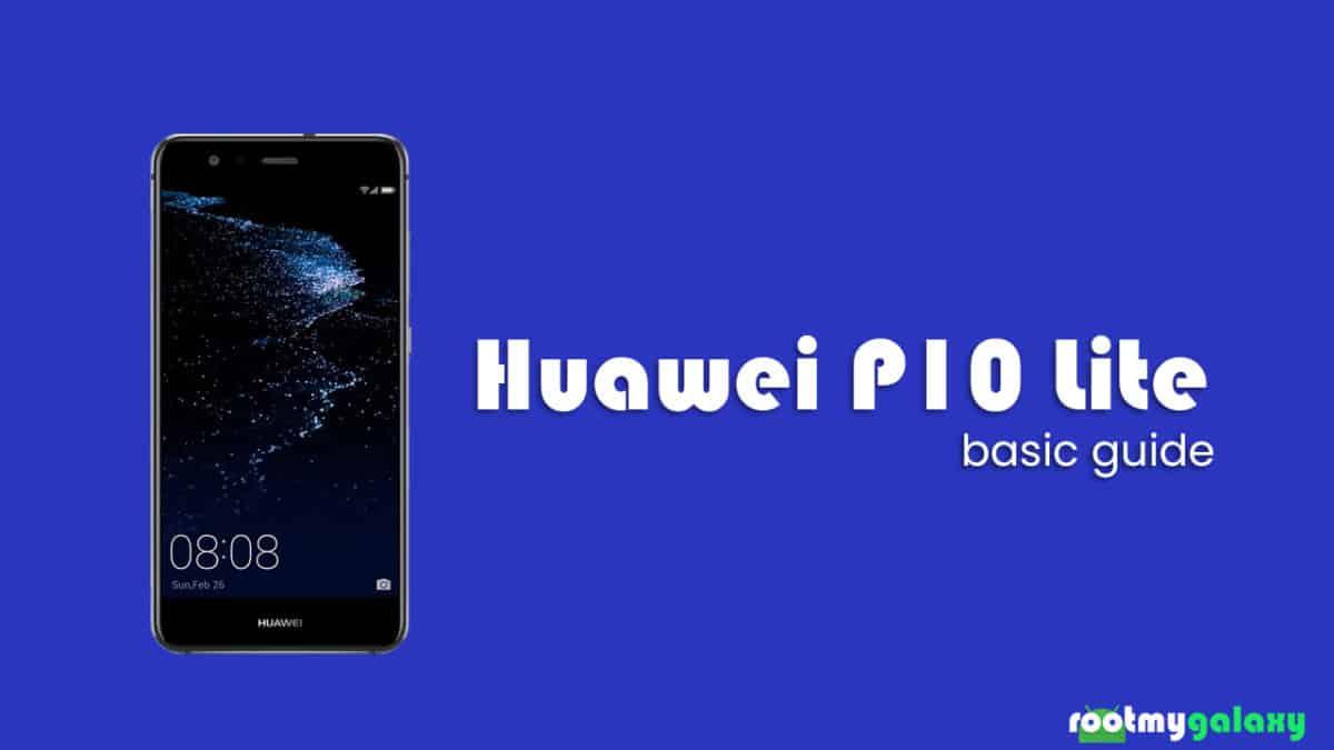 Remove Huawei P10 Lite Forgotten Lock Screen Pattern, Pin, Password, and Fingerprint