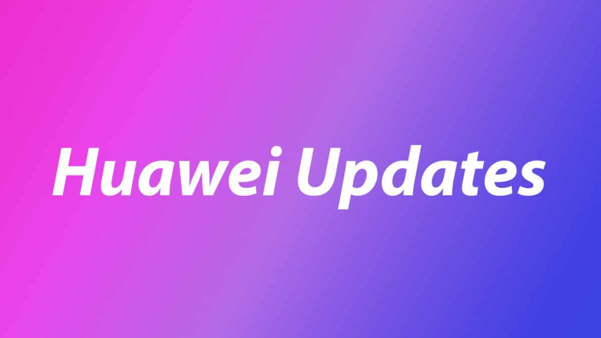 Download Huawei Nova 2 Plus October 2018 Update (BAC-L03C25B340)