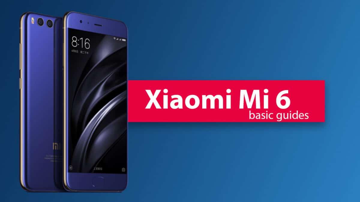 Easily Unlock Bootloader On Xiaomi Mi 6