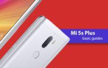 Enable OEM Unlock on Xiaomi Mi 5s Plus