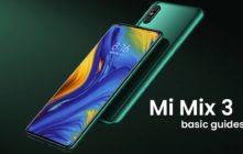 Reset Xiaomi Mi Mix 3 Network Settings