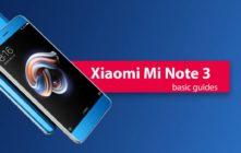Enable OEM Unlock on Xiaomi Mi Note 3