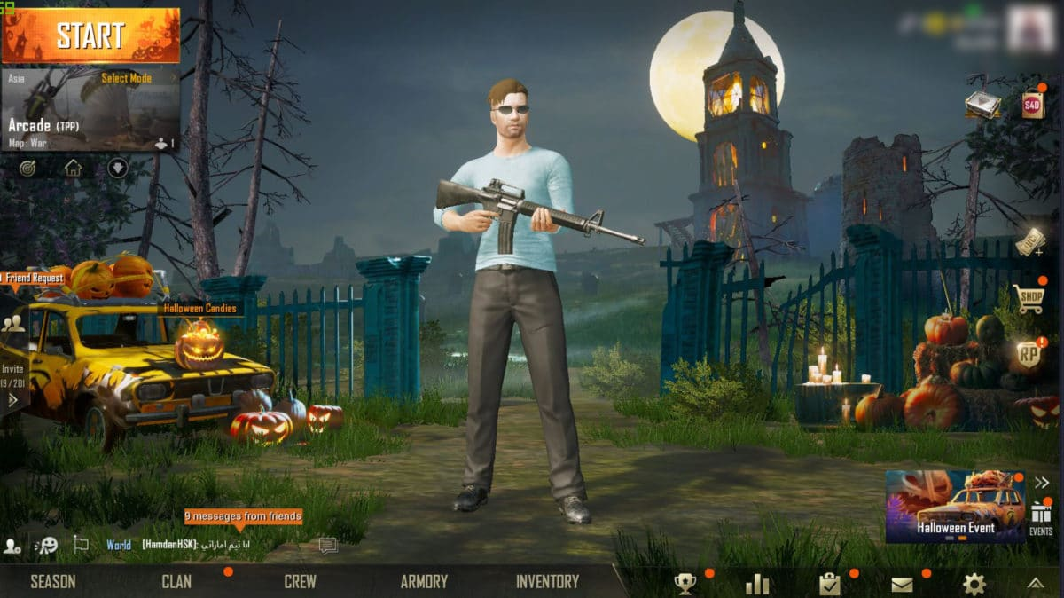 Play Playerunknown's Battlegrounds (PUBG Mobile) for PC