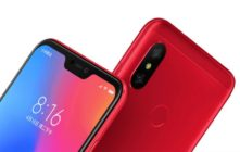 Download and Install Redmi 6 Pro MIUI 10.0.1.0 Global Stable ROM (V10.0.1.0)