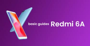 Find Xiaomi Redmi 6A IMEI Serial Number