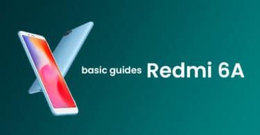 Guide toClear Xiaomi Redmi 6A App Data and Cache In 2 Min