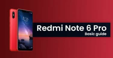 Boot into Xiaomi Redmi Note 6 Pro Bootloader/Fastboot Mode