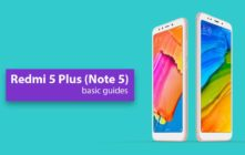 Change Xiaomi Redmi Note 5 (Redmi 5 Plus) Default language