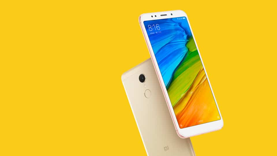 Download and Install Redmi 5 MIUI 10.1.2.0 Global Stable ROM (V10.1.2.0)