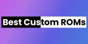 Best Custom ROMs For Nomi i503 Jump