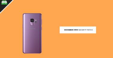 G965FXXU2BRL2: Download Galaxy S9 Plus December 2018 Security Patch