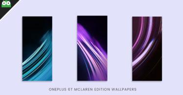 Download OnePlus 6T McLaren Edition Stock Wallpapers (7 FHD Walls)