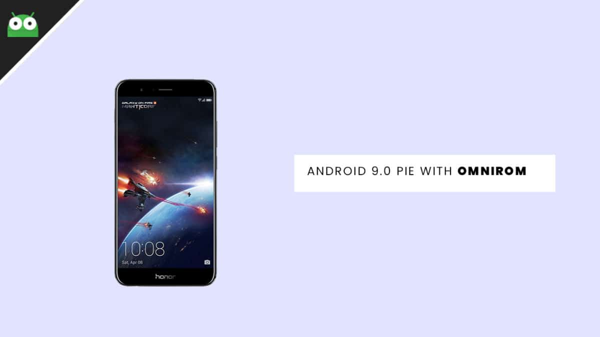 Update Honor 8 Pro to Android 9.0 Pie With OmniROM