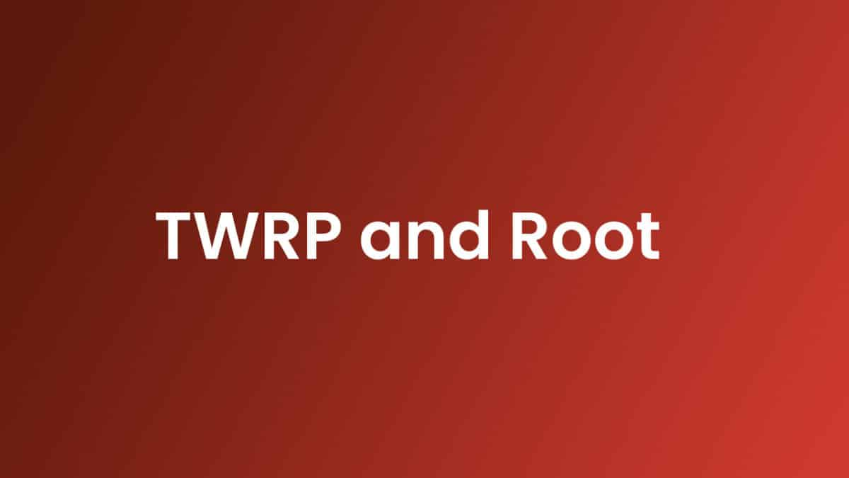 Root Nomi i550 and Install TWRP Recovery