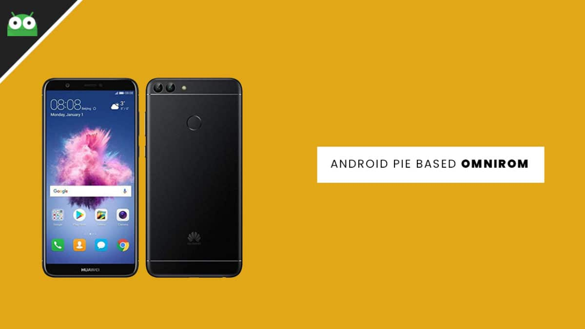 Update Huawei P Smart to Android 9.0 Pie With OmniROM