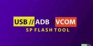 Download Tecno W5 USB Drivers, MediaTek VCOM Drivers and SP Flash Tool