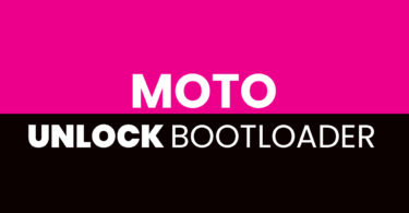 Unlock Bootloader of Moto G 2015 (Moto G3)