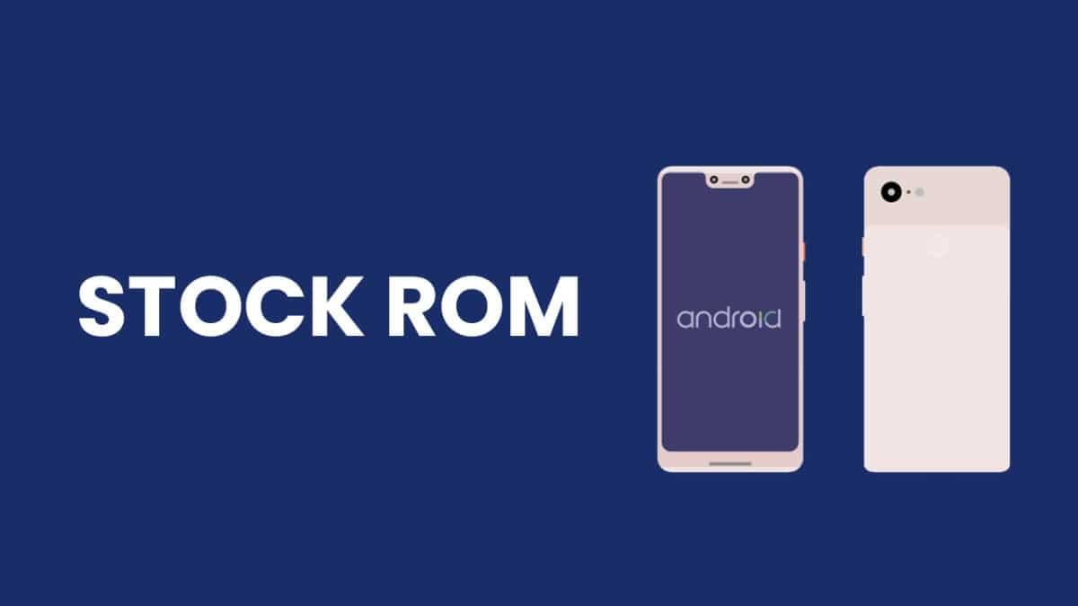 Install Stock ROM on MyPhone MyA12 (Unbrick/Update/Unroot)