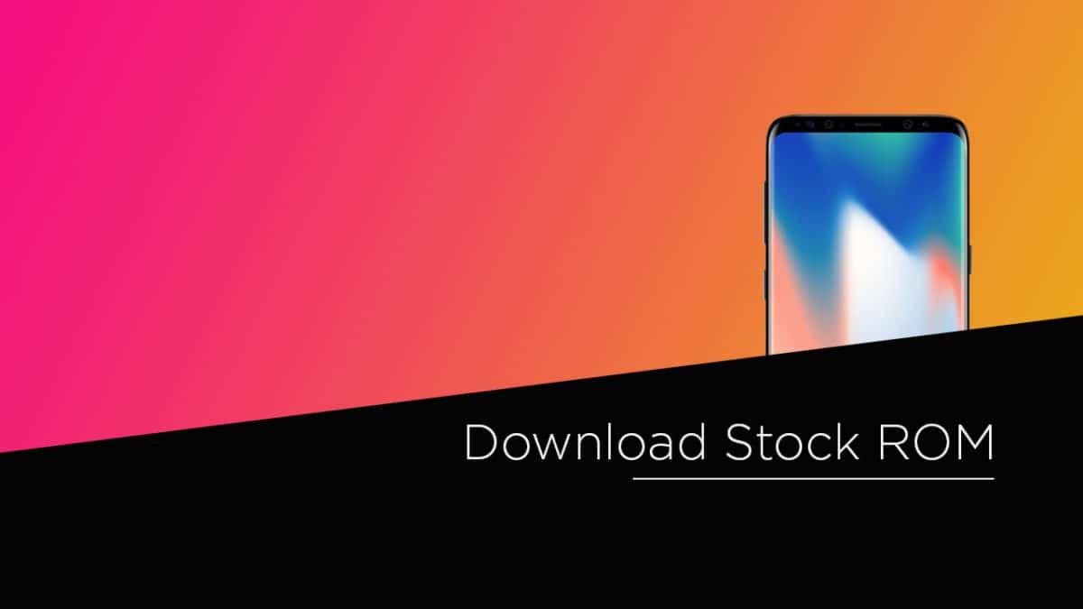 Install Stock ROM on Winds Genius III