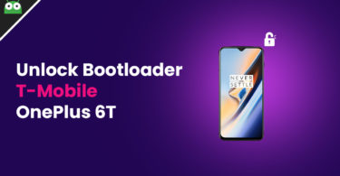 Unlock the Bootloader of T-mobile OnePlus 6T