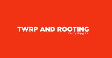 Root Ramos MOS1 and Install TWRP Recovery
