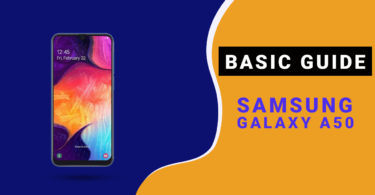 Hard reset/ Factory reset Samsung Galaxy A50