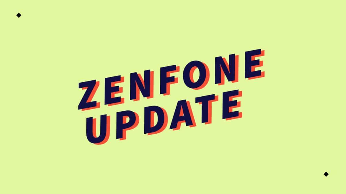 WW-15.0400.1901.504: Download Asus ZenFone 4 Selfie Firmware Update