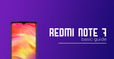 Enable Developer Option and USB Debugging On Xiaomi Redmi Note 7