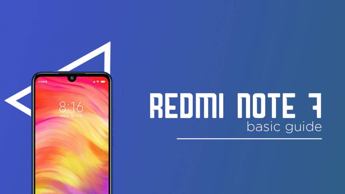 Clear Xiaomi Redmi Note 7 App Data and Cache In 2 Min